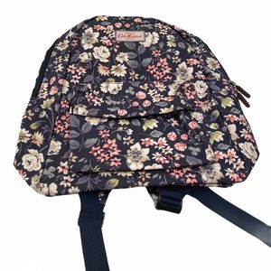 Cath Kidston Navy Floral Backpack